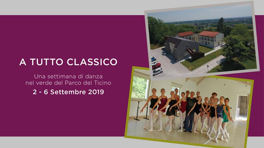 """Torna """"A tutto classico"""": dal 2 al 6 settembre 2019!"""